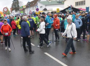 Nordic Walking Spreewaldmarathon