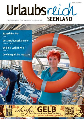 Urlaubsreich Seeland | Ausgabe August/ September 2016