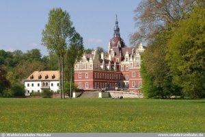 Schloss Bad Muskau | Foto: Waldeisenbahn Muskau