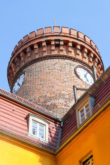 Spremberger Turm: Fahrradkonzert in Cottbus