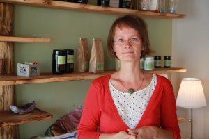 Gesichtsdiagnostik bei Doreen Kutschke