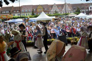 Feste im Spreewald