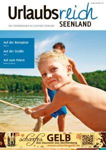 Urlaubsreich Seenland | Sommerausgabe 2016