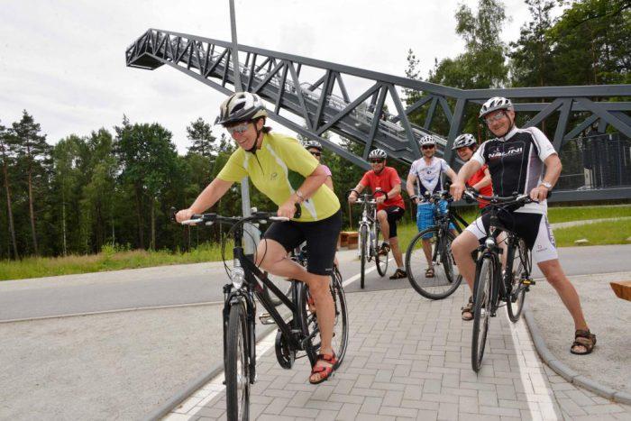 Rad-Tour Steinitz  | Foto: