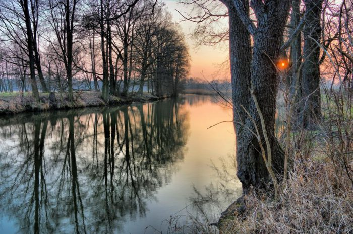 Genießen Sie den Winter im Spreewald  | Foto: Fotolia 78344213