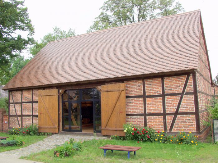 Das Wendisch-Deutsche Heimatmuseum in Jänschwalde. | Foto:  Kultur- und Tourismusamt Peitz