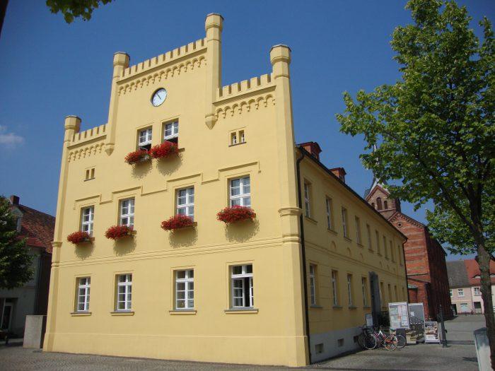 Rathaus Peitz   Foto: