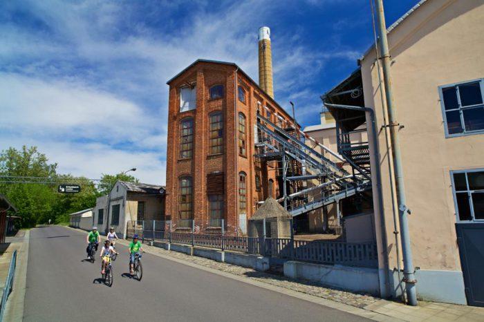 Brikettfabrik Louise | Foto:  Elbe-Elster-Land