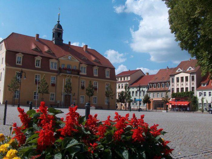 Rathaus Bad Liebenwerda | Foto:  Elbe-Elster-Land