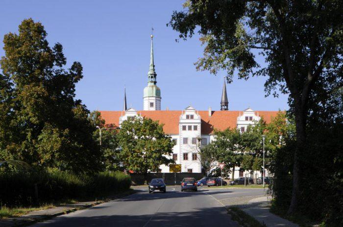 Schloss Doberlug | Foto:  Elbe-Elster-Land