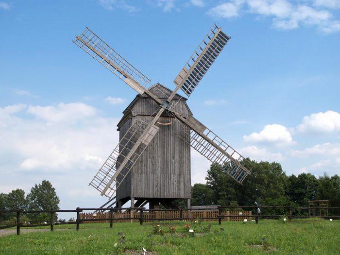 Bockwindmühle in Elsterwerda  | Foto: Fotolia