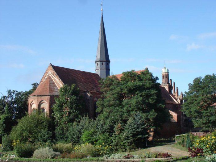 Kloster Mühlberg | Foto:  Elbe-Elster-Land