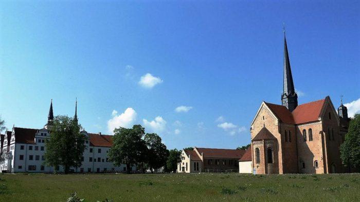 Schloss- und Klosterareal Doberlug | Foto:  Stadt Doberlug-Kirchhain
