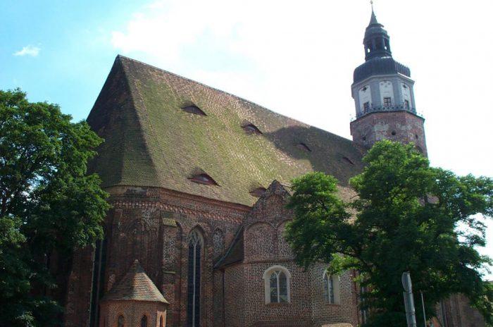 Marienkirche in Herzberg    Foto: Elbe-Elster-Land