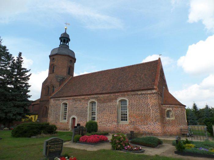Kirche Gräfendorf | Foto:  Elbe-Elster-Land
