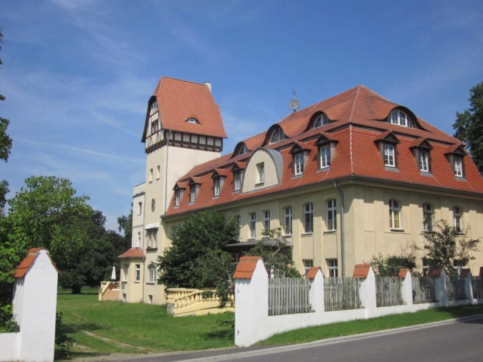 Liskau Schloss | Foto:  Geoparkbüro
