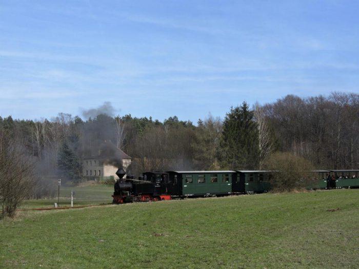 Waldeisenbahn Bad Muskau  | Foto: Heiko Lichnok