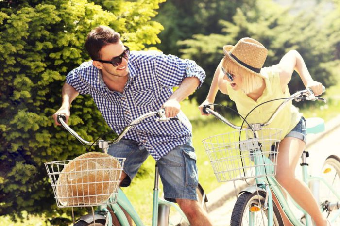 Radtour durch die Natur  | Foto: Fotolia_65340801_Subscription_XXL