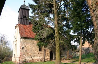 Kirche Casel   Foto: Stadt Drebkau