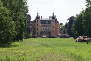 Schlosspark Altdöbern mit Blick vom Salzteich | Foto: