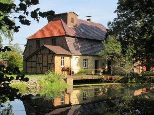 Lecker essen: in der Kanow Mühle