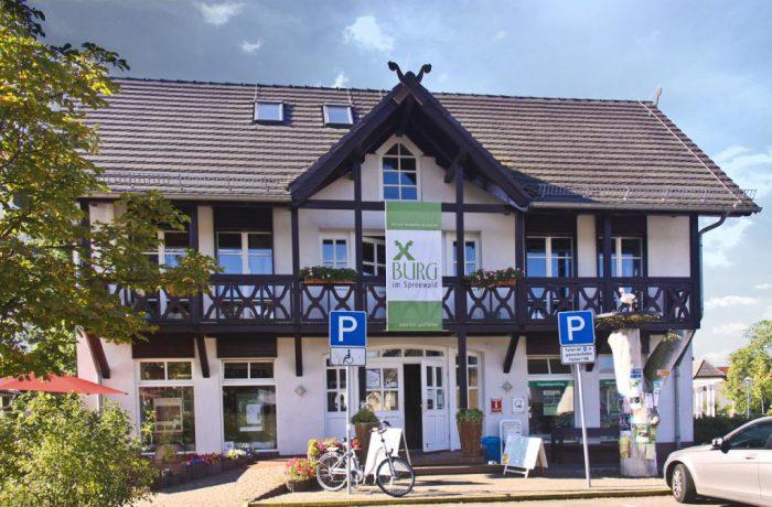 Touristinformation Burg im Spreewald im Haus des Gastes | Foto: