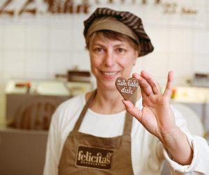 Confiserie Felicitas - Aus Liebe zu Schokolade | Foto: