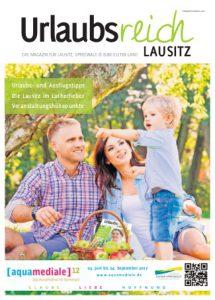 Urlaubsreich Lausitz Frühjahr/Sommer 2017