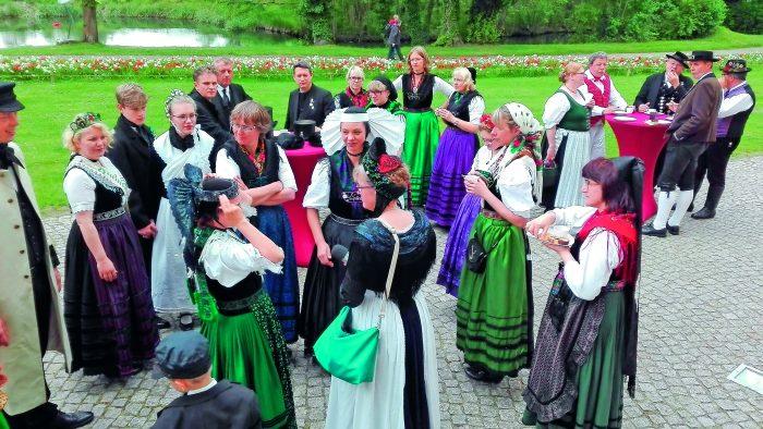 Deutsches Trachtenfest Lübben