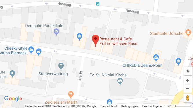 Hier finden Sie Restaurant & Café EXIL