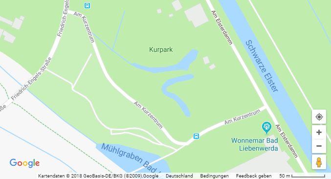 Hier finden Sie Kurpark