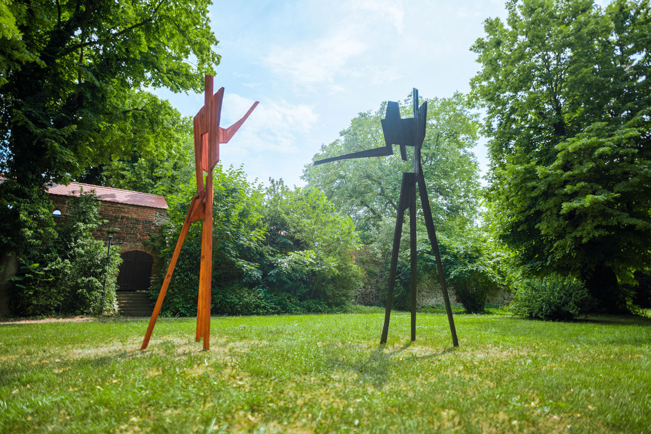 Zeitgenössische Kunstausstellung SPEKTRALE 8 Luckau