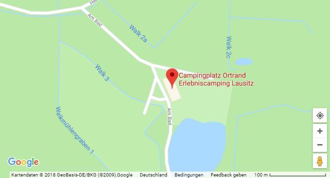 Hier finden Sie Erlebniscamping Lausitz