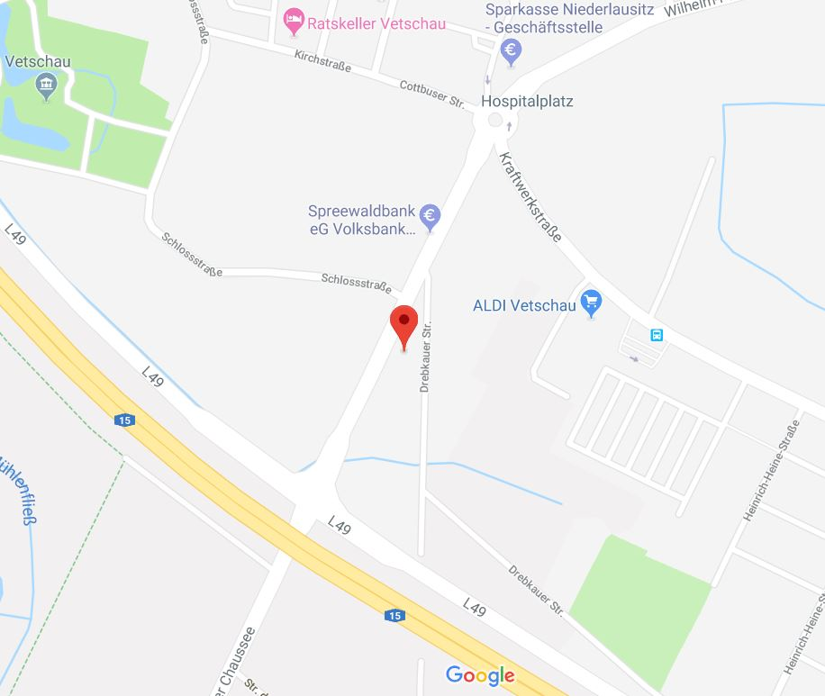 Hier finden Sie Weißstorch-Informationszentrum Vetschau