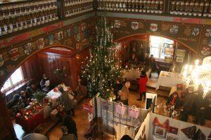 Weihnachtlicher Kunstmarkt am 16. Dezember im Lübbener Wappensaal.