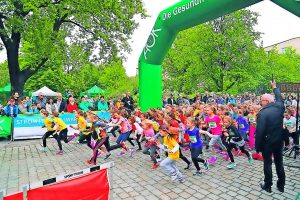 AOK Run & Bike in Cottbus 2020