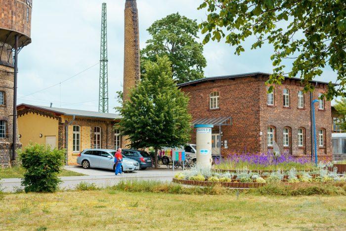 """""""Gleis 3 Kulturzentrum Lübbenau"""" Foto: frameratemedia"""