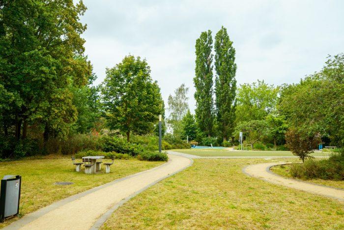 "Tafel 17: ""Zeitlos-Spiele.Park"" Foto: frameratemedia"