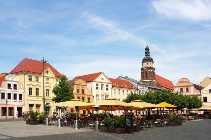 Stadtrundgang durch die Innenstadt von Cottbus    Foto: 37540515