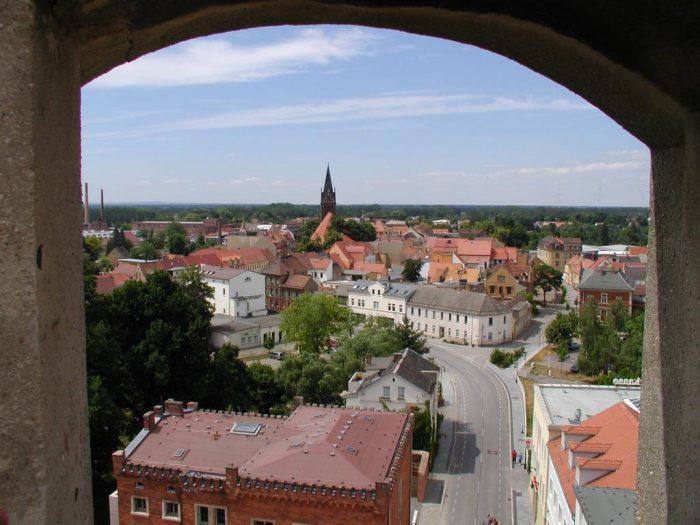 Blick vom Lubwartturm in Bad Liebenwerda  | Foto: Elbe-Elster-Land