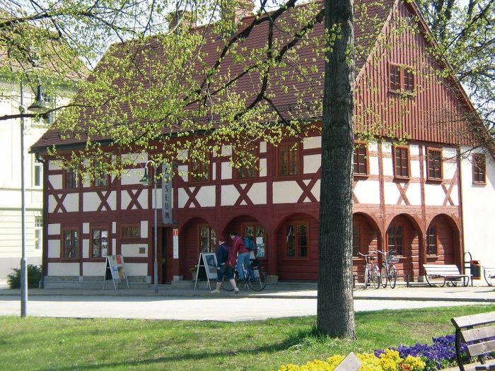 Museum- und Touristinformation Niesky | Foto:  Archiv TGG NEISSELAND