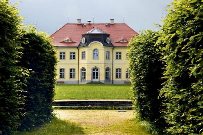 Schloss und Schlosspark Königshain  | Foto: